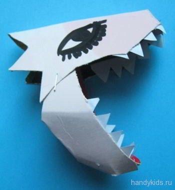 Как сделать из бумаги дракона и маску дракона Раскраска ...