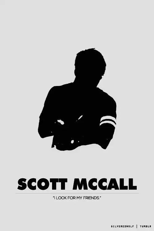Alpha Mtv Scott Mccall Serie Teen Wolf Tyler Posey Wallpaper