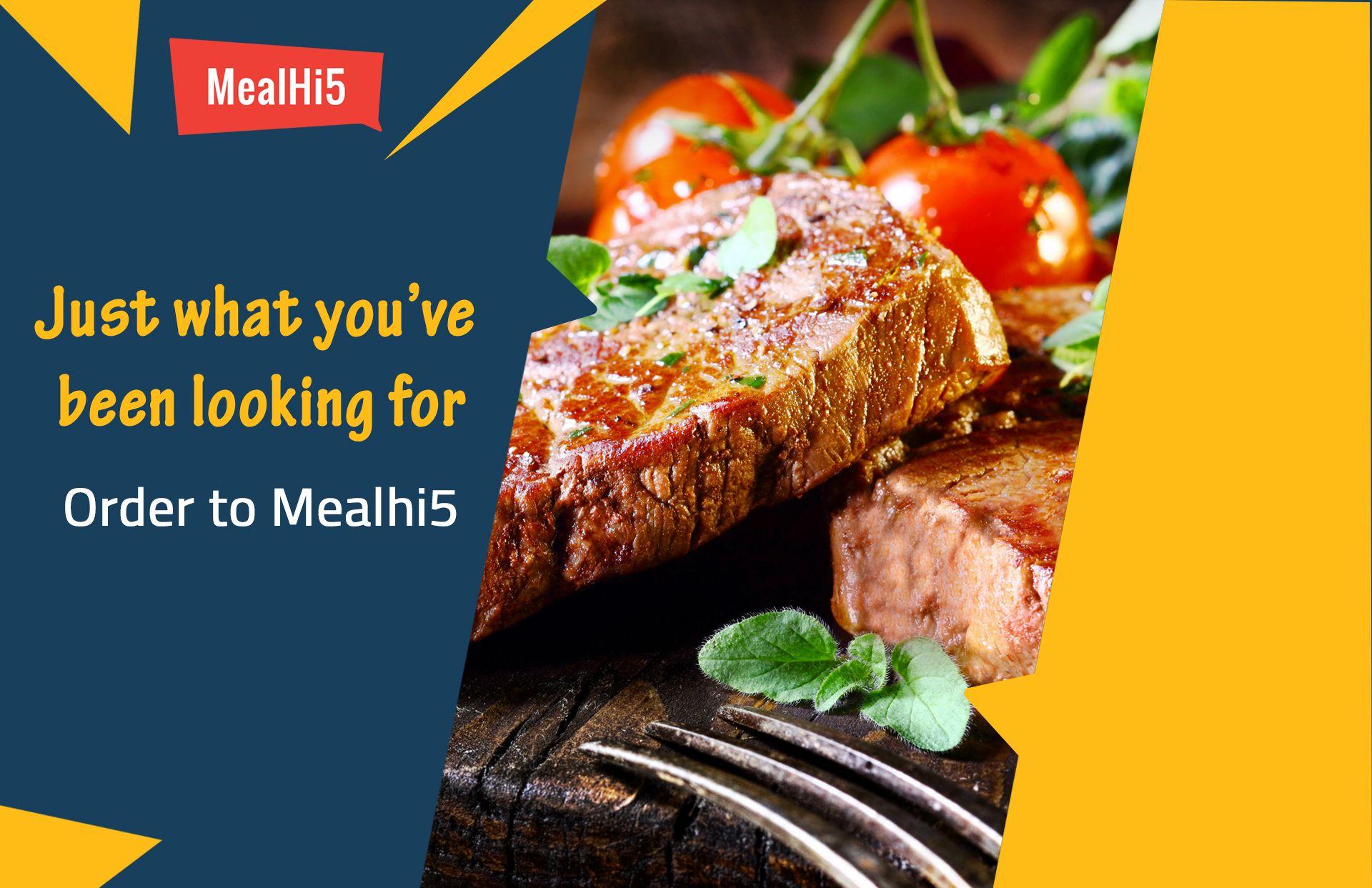 Mealhi5 order your favorite food online delivery or take