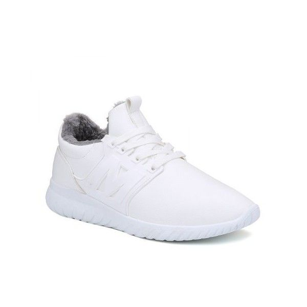 white pleather shoes