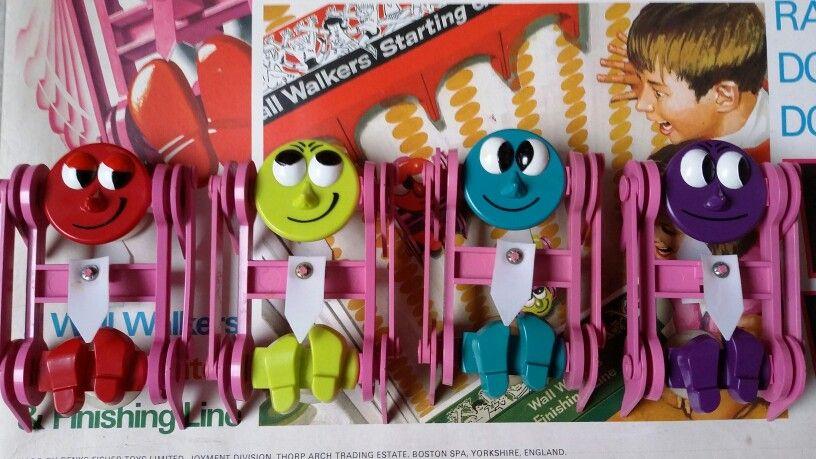 Wall Walker Toys