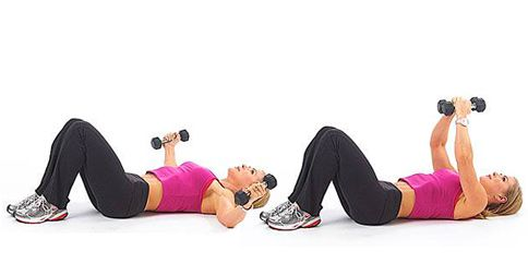 Flyes är en av de alla populäraste styrketräningsövningarna alla kategorier, och en bra och relativt enkel övning som passar utmärkt för dig som vill träna hemma. Gör så här...