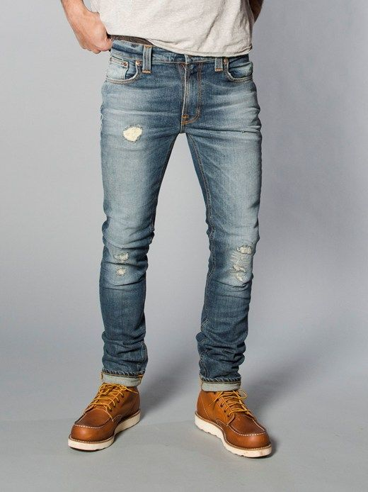 Visit the official Nudie Jeans® Online Shop for the full Nudie Jeans  Collection. Thin Finn Organic Allen Replica