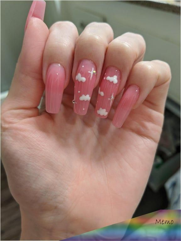 Pin On Blog In 2020 Coffin Nails Designs Swag Nails Pink Acrylic Nails