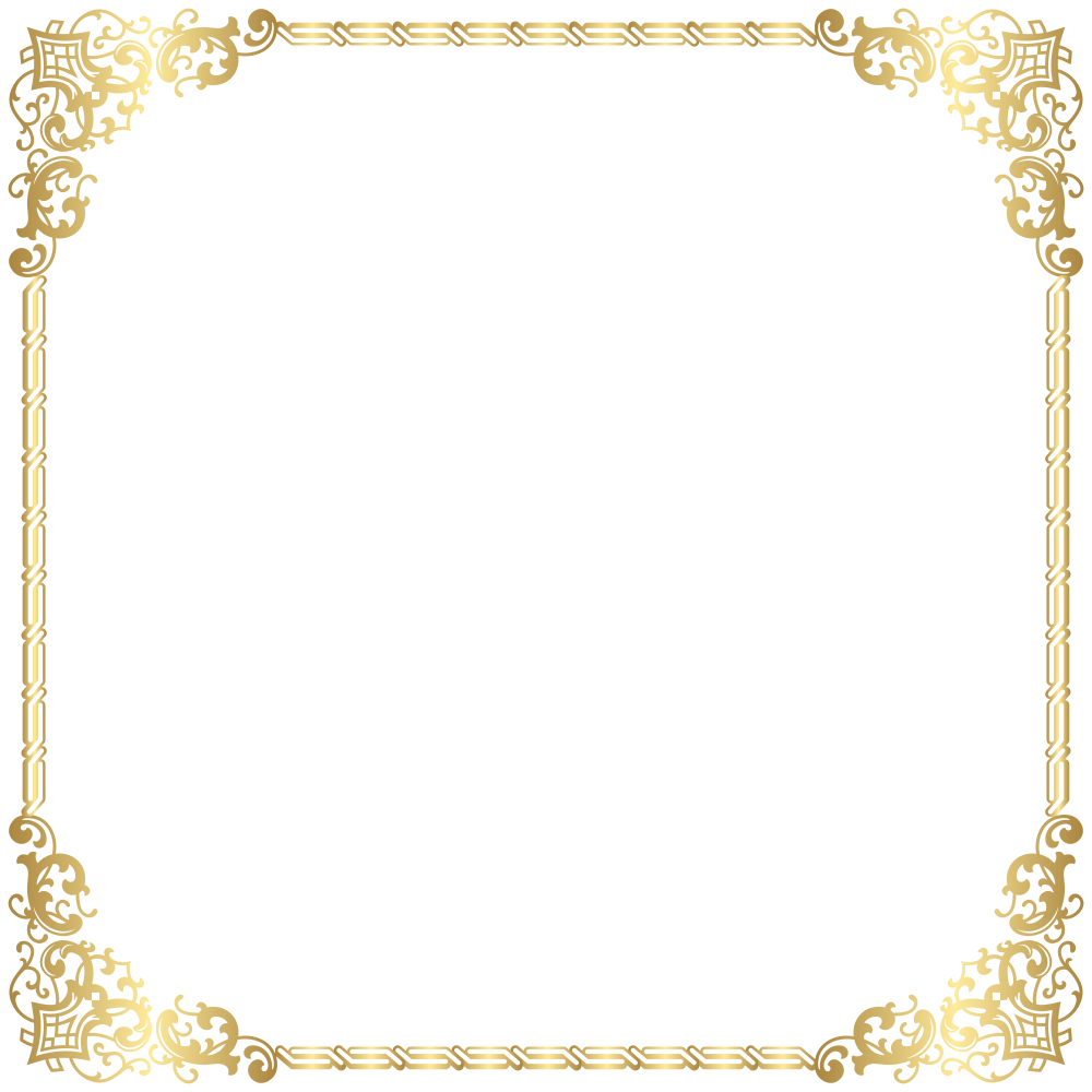 Transparent Background Png Image Gold Page Dividers Yahoo Search Results Image Search Results Art Images Photo Frame Ornaments Floral Wallpaper Phone
