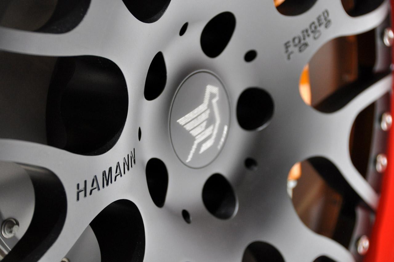 Hamann показал свой новый суперкар Memor