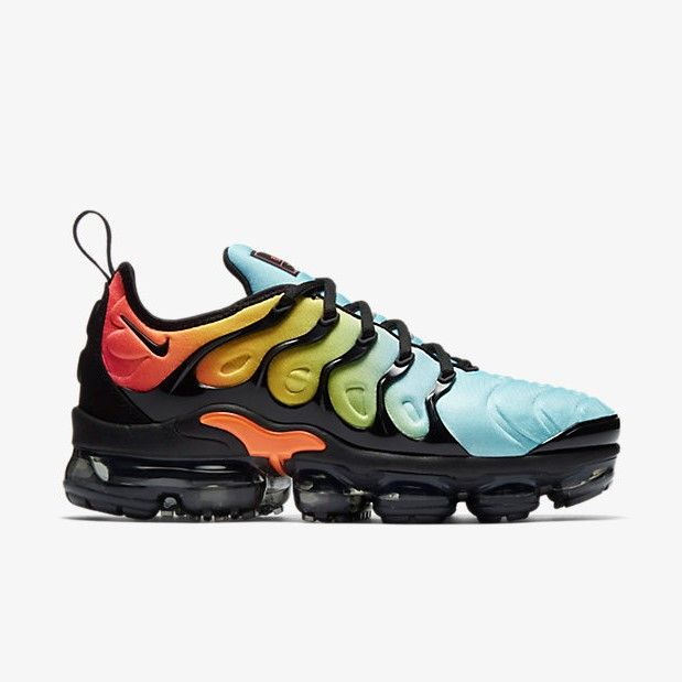 Nike Air Vapormax Plus Tropical Sunset | Shoe game, Blair waldorf style and  Jogging shoes