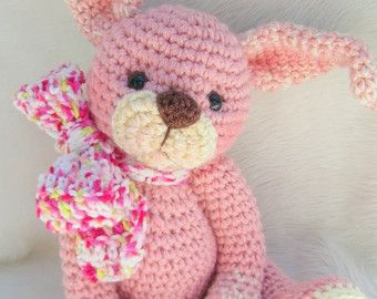 Crochet Pattern Cute Otter by Teri Crews Wool and by TCrewsDesigns