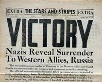 Stars and Stripes: Victory - Nazis Reveal Surrender To Western Allies, Russia #WWII