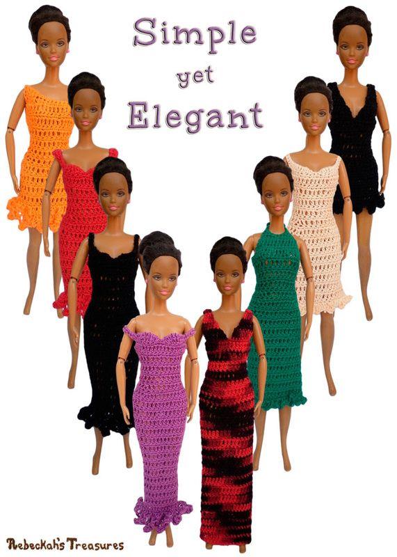 Simple yet Elegant Happily Ever After Dresses via @beckastreasures ...