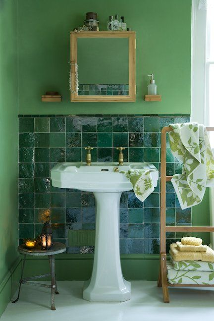 Tile Green Tile Bathroomsglass