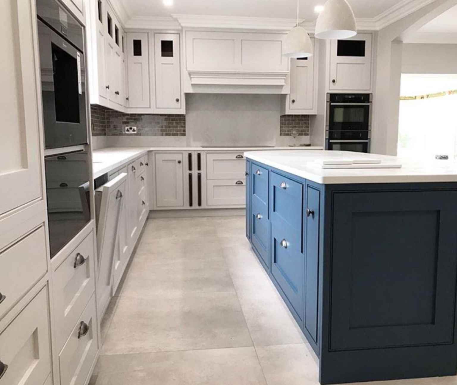 Colours Oyster Bed Peacock Blue In 2020 Modern Kitchen Colours Kitchen Colors Kitchen Inspirations