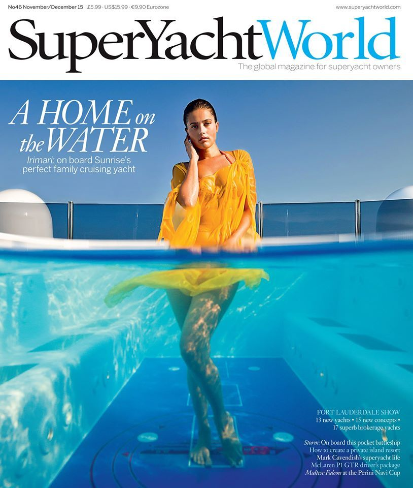 SuperYacht World Issue 46 has arrived!