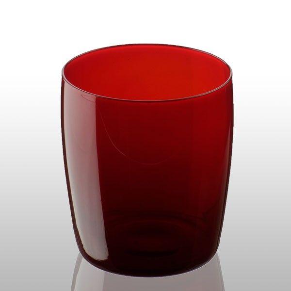 Midnight Artland Tumbler Designer Red Drinking Glasses Red Drinking Glasses Red Glass Colored Glassware