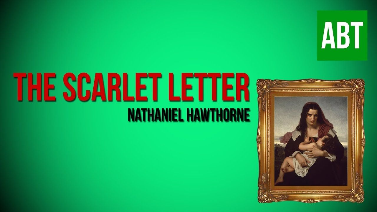THE SCARLET LETTER Nathaniel Hawthorne FULL AudioBook