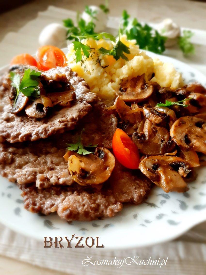 Bryzol Zasmakuj Kuchni In 2021 Dinner Meat Beef