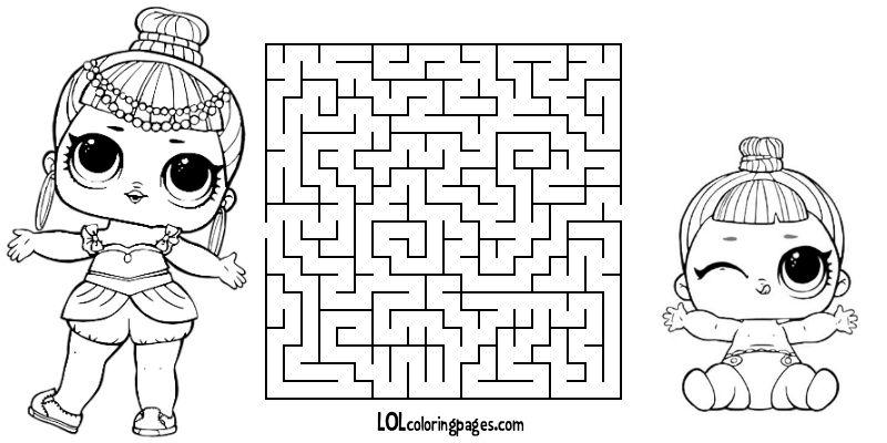 Maze reunite genie with her lil