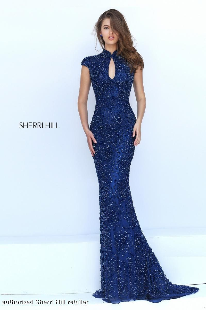 L sherri hill l dresses pinterest prom groom dress and