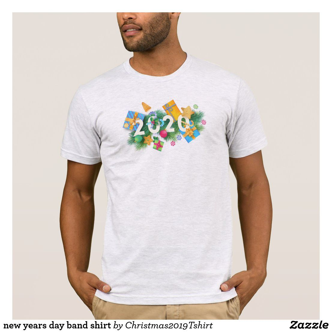 New Years Day Band Shirt Zazzle Com In 2020 New Years Day Band Band Shirts Shirts