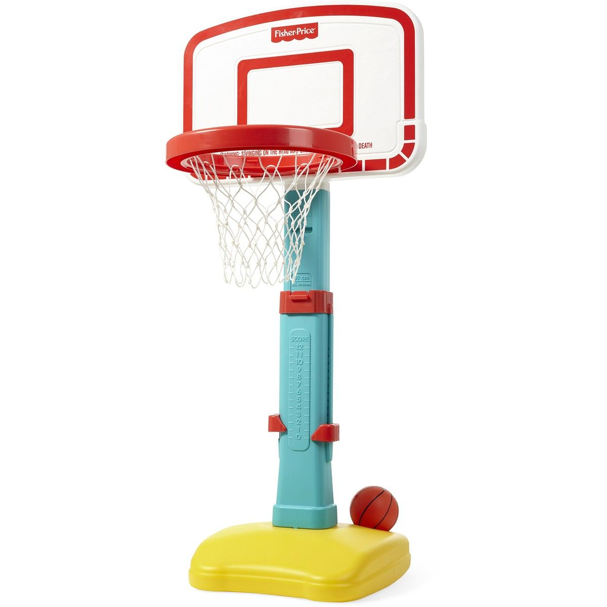 Fisher Price Jump N Dunk Toy Basketball Set Fisher Price Dunk Fisher