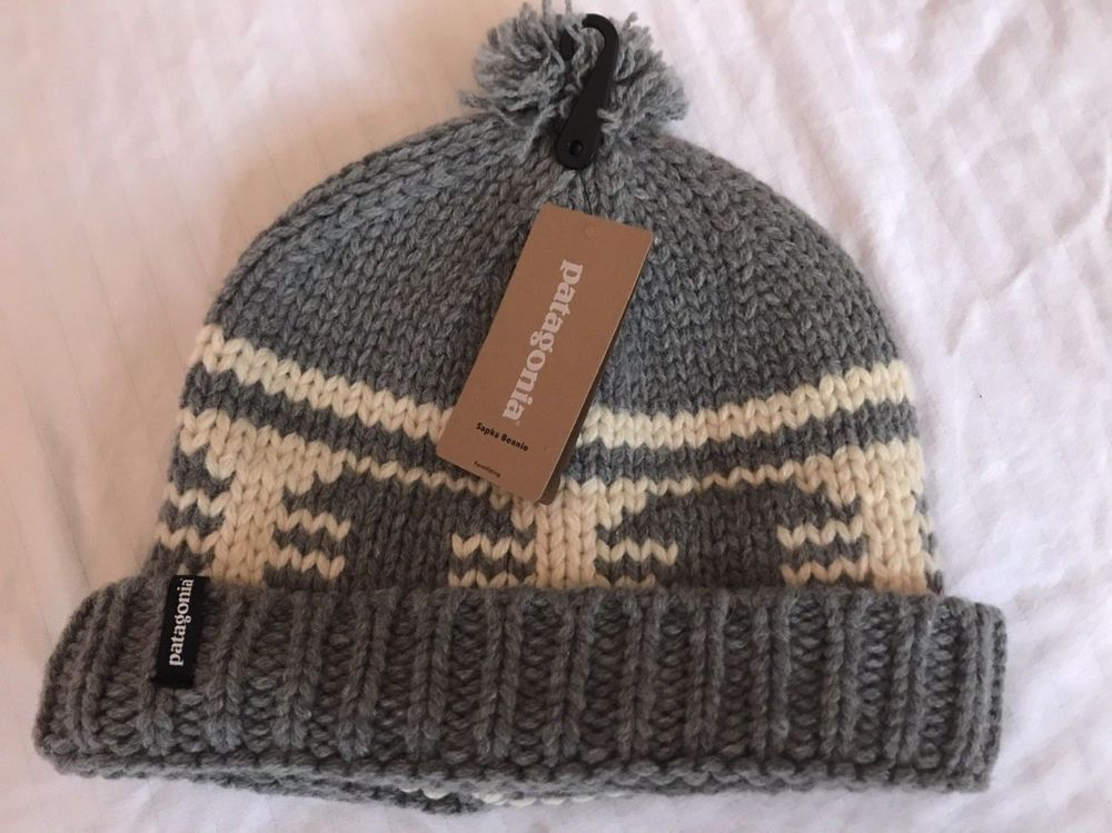 Patagonia Sapka Beanie NWT  fashion  clothing  shoes  accessories   unisexclothingshoesaccs  unisexaccessories fa08ab64e524