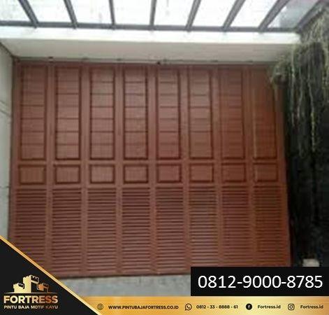 0812-9000-8785, Solo Car Garage Folding Door