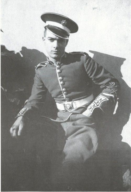 Montague Glover in A Class Apart