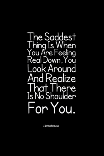 Very sad heart broken quotes