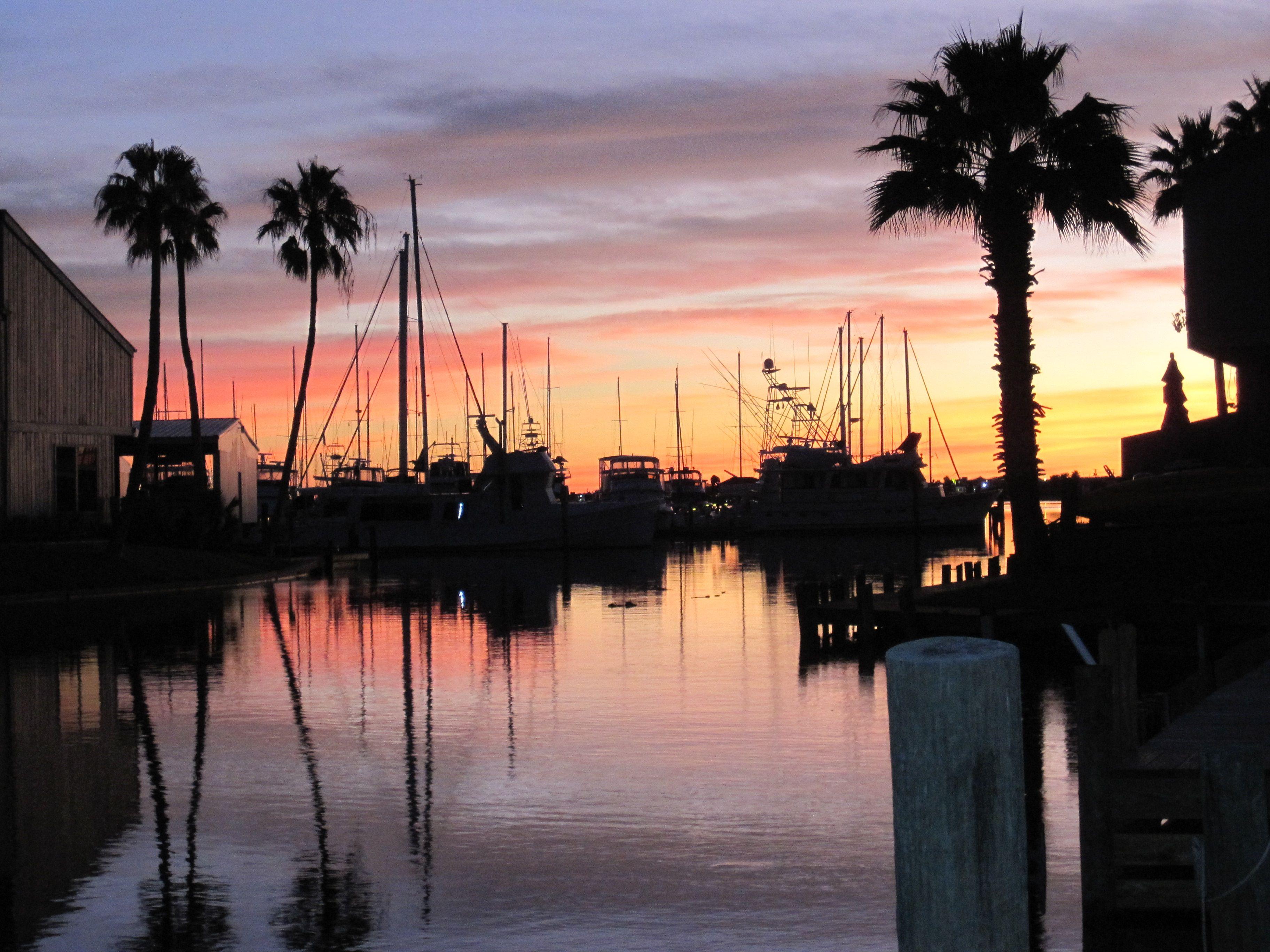 Sunset Key Allegro Marina Vacation Love Rockport
