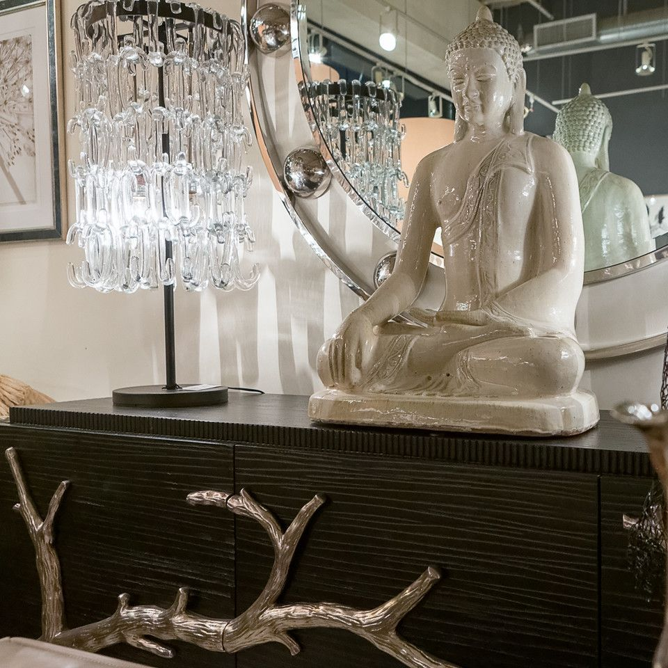 Global Views Twig Chandelier: Antiques, Art & Accessories