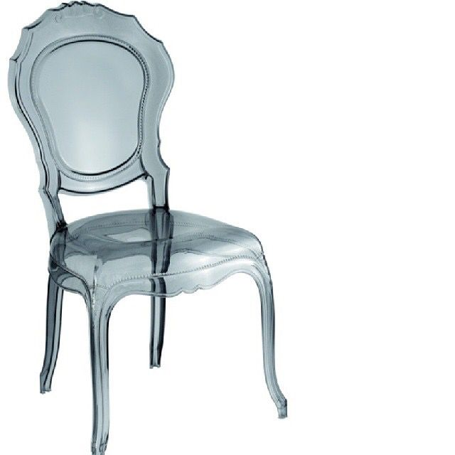 Smoke Vogue Chair, Detailz Chair Couture, Toronto | Chair Couture ...