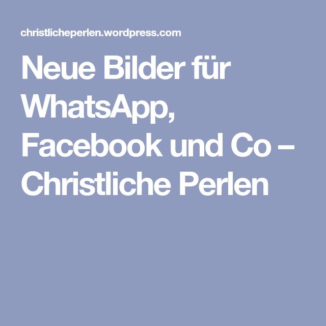 Christliche whatsapp bilder