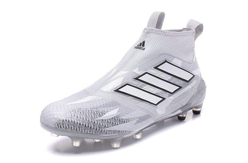 promo code 94e5f 9cd1f 2018 World Cup adidas Ace 17+ Purecontrol FG Clear grey White Core black