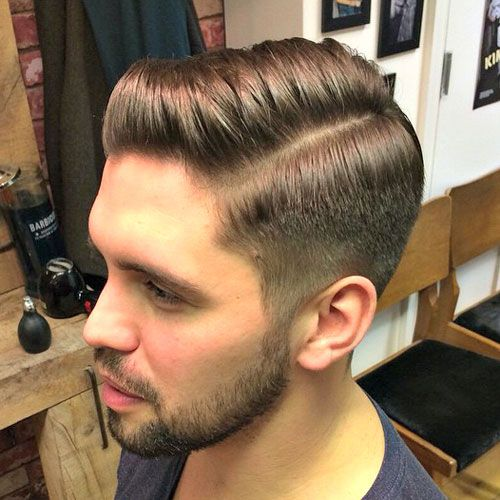 taper fade - difference