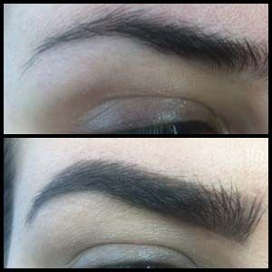 how to make eyebrow hair grow back