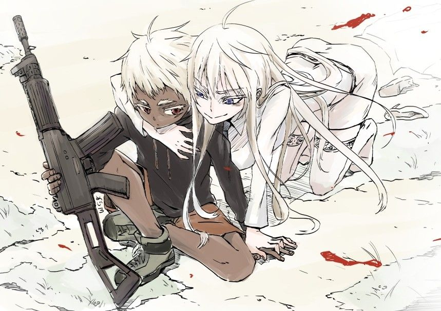 Jormungand Yandere Anime Anime Anime Lovers