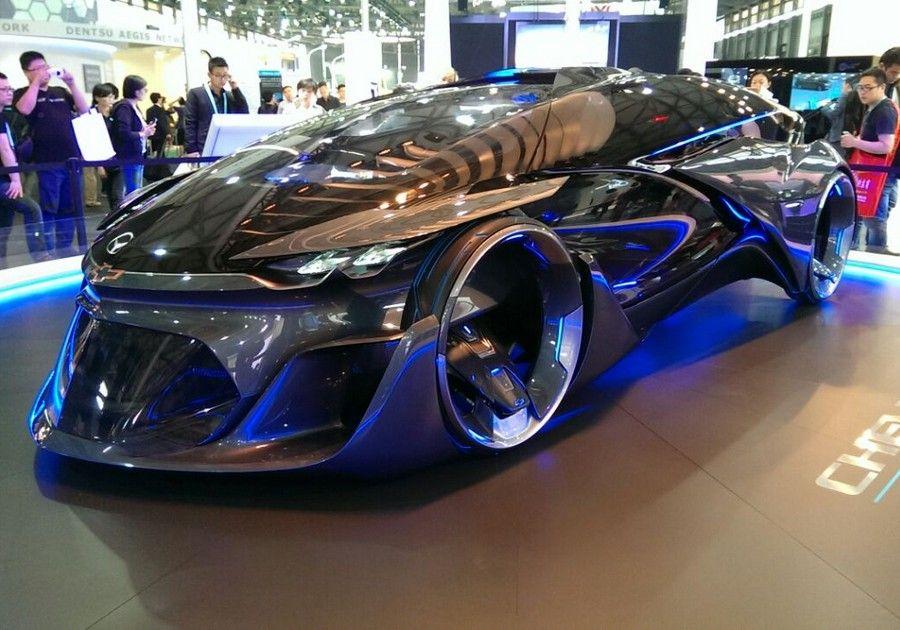 Video: FNR, el auto que prepara Chevrolet para la era de los vehículos autónomos
