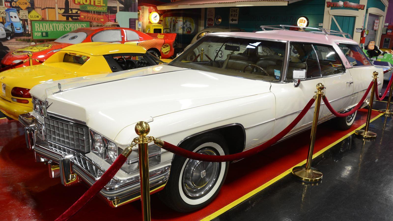Volo Auto Museum Gets Elvis – Custom Cadillac – CBS Chicago #auto ...