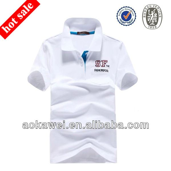 1 High Quality Price Plain White Polo Shirts With Embroidery 2 Shirt 3 Blank