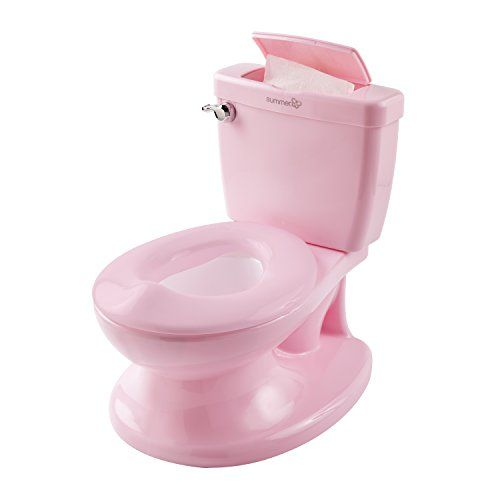 Summer Infant My Size Potty Pink Training Toilet For Toddler