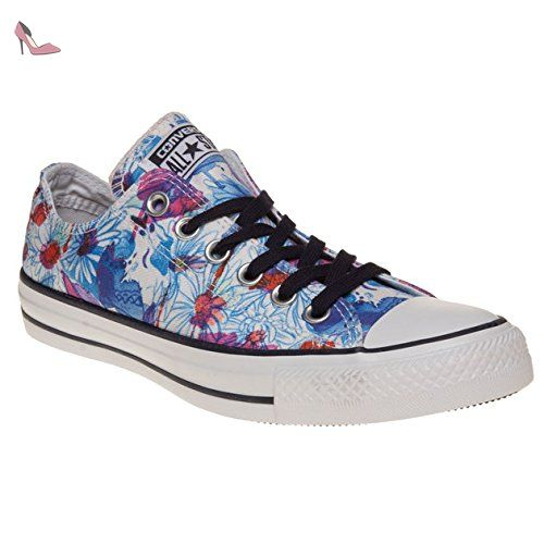 843c3db0f71b3 Converse All Star Ox Femme Baskets Mode Multicolore - Chaussures converse  ( Partner-Link