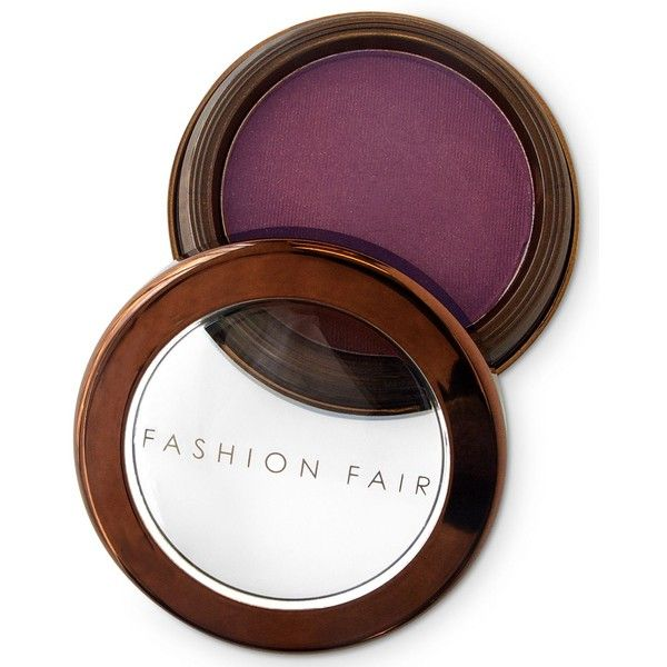 Fashion Fair Beauty Blush ($18) ❤ liked on Polyvore featuring beauty products, makeup, cheek makeup, blush, plum rich and fashion fair