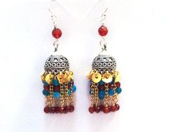 Cute earrings that make a statement on its own!