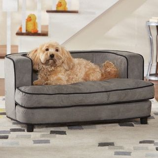 Enchanted Home Pet Ultra Plush Cliff Furniture Pet Bed