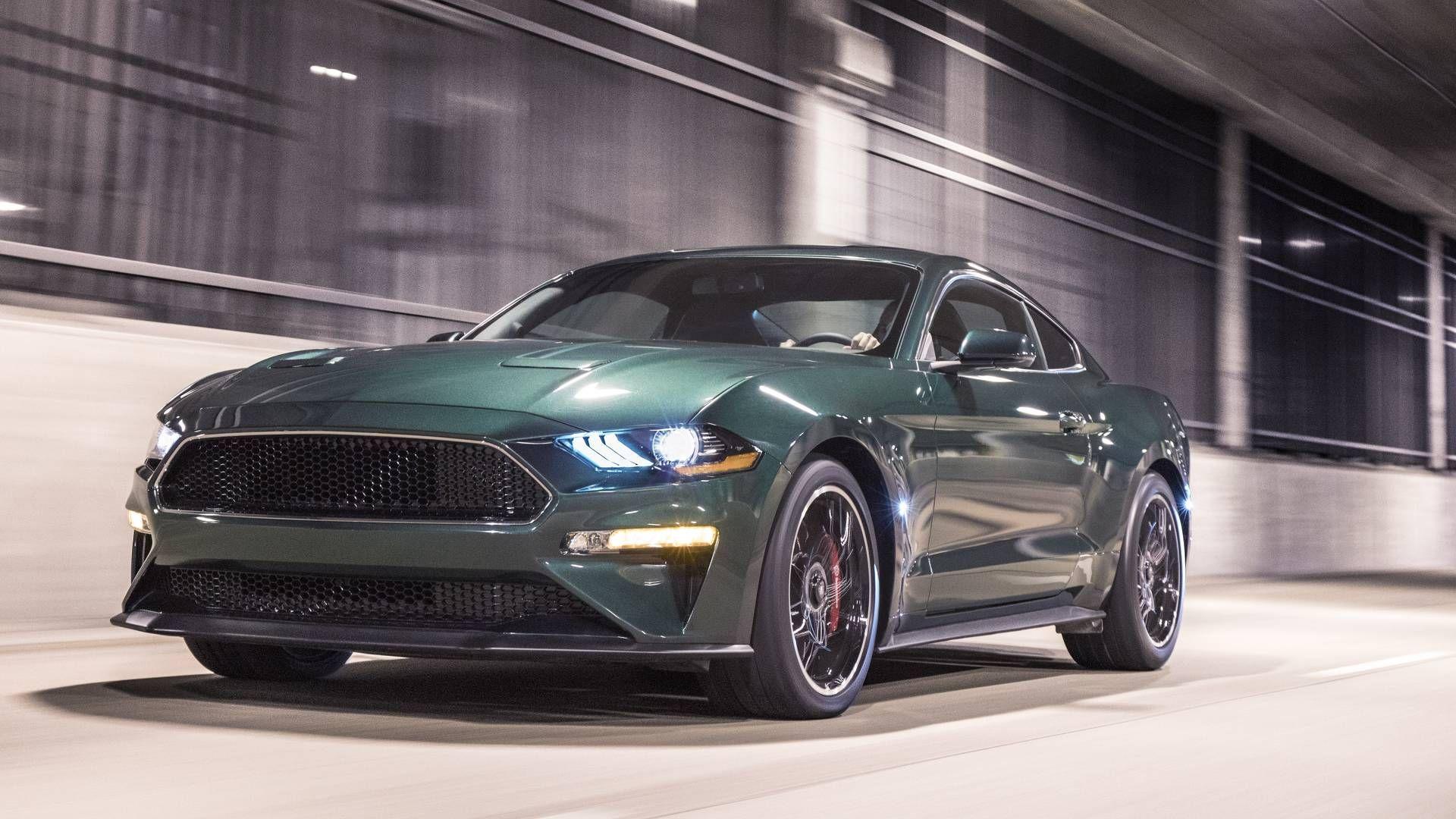 2019 Ford Mustang Bullitt 5 0 Gt Bullittmustang Mustang Bullitt