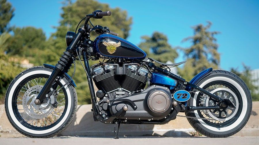 fxbb 2018 streetbob custom motorcycles harley davidson. Black Bedroom Furniture Sets. Home Design Ideas