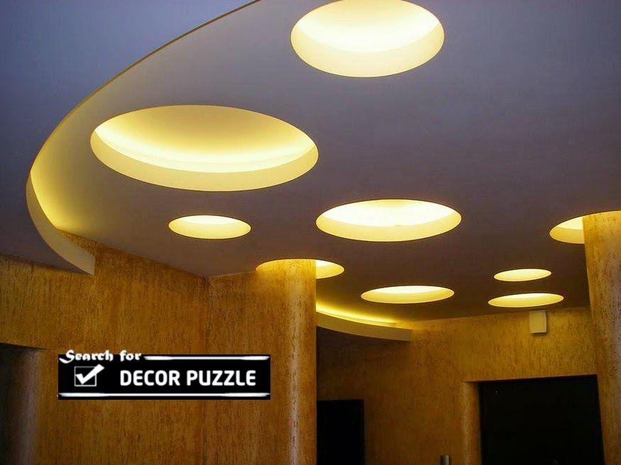 Gypsum Board Ceiling Design False Ceiling Designs For Living Room