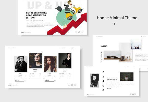 Hoope Minimal Presentation By Mikoslide On Graphicsauthor