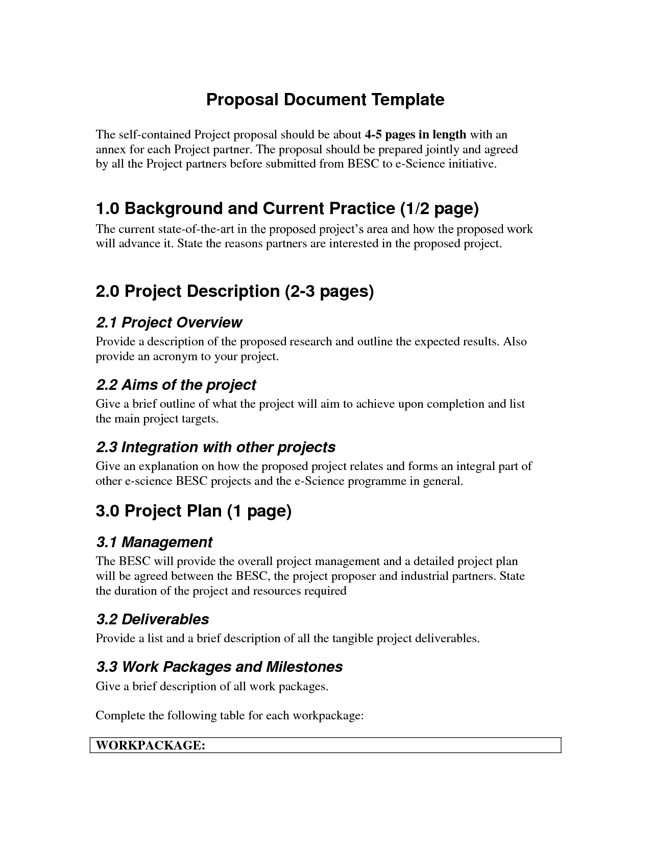 Essay proposal template proposal essay topics before students