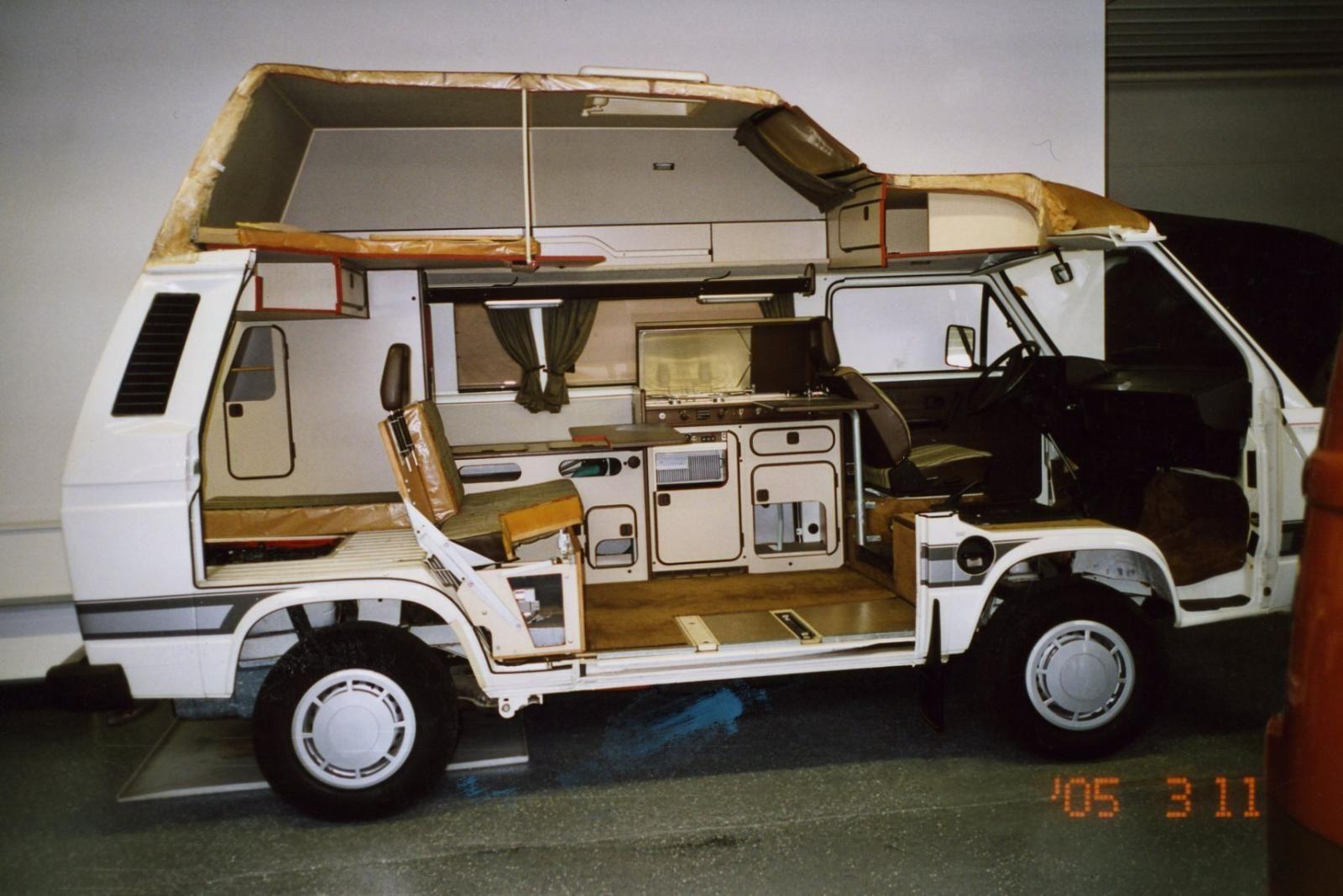 View Topic T3 Special Models In 2020 Volkswagen Westfalia Vw Bus Camper Van Life